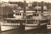Early passenger ferries