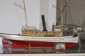 Steamer model